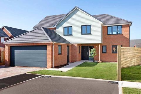 4 bedroom detached house for sale - Off Old Rydon Close, Exeter
