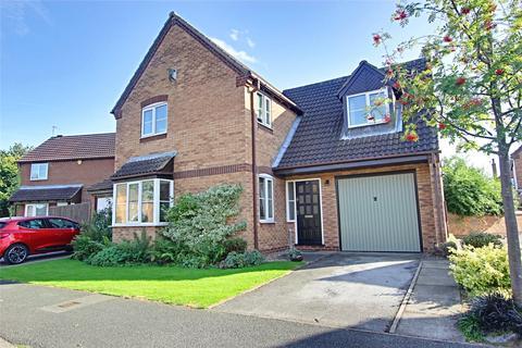 4 bedroom detached house for sale - Chester Avenue, Beverley, East Yorkshire, HU17
