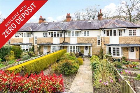 3 bedroom terraced house to rent - St. Marys Walk, Harrogate, North Yorkshire