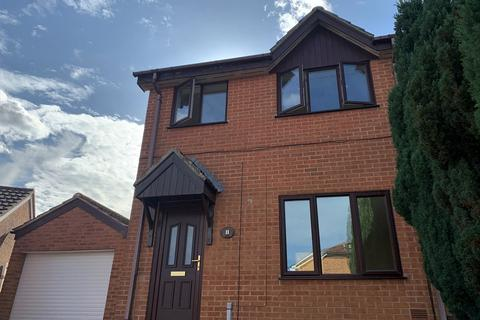 3 bedroom semi-detached house to rent - Old Bridewell, Melton Mowbray