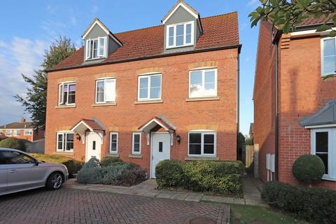 3 bedroom semi-detached house to rent - Rosemary Avenue, Market Deeping