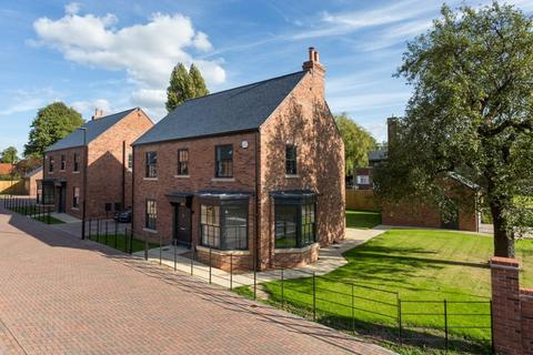 4 bedroom detached house for sale - Connaught Square, St Oswalds Road, York, YO10