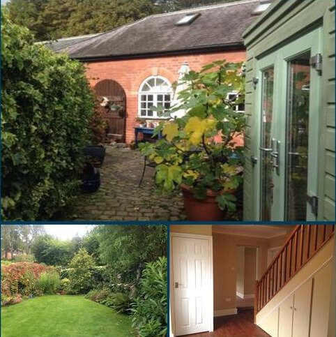 2 bedroom cottage to rent - Home Farm Mews, Market Bosworth, CV13