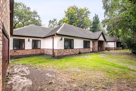 5 bedroom bungalow for sale - Vale Avenue, Bourne Vale, Streetly