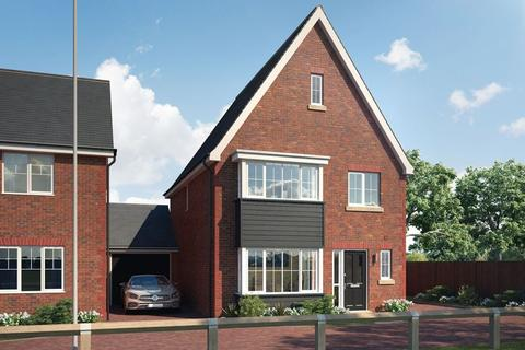 4 bedroom detached house for sale - Bentall Place, The Walnut