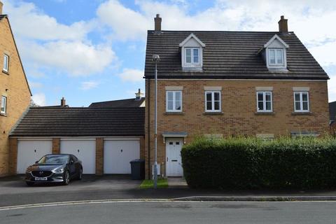 3 bedroom semi-detached house to rent - Hackney Way, Westbury