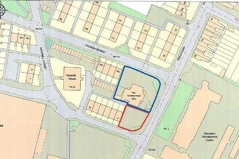 Land for sale - Plot Adjacent to The Queens Head, Church Street, Walsall