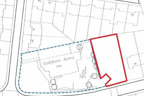 Land for sale - Plot Adjacent to The Saddlers Arms, Fishley Lane, Walsall