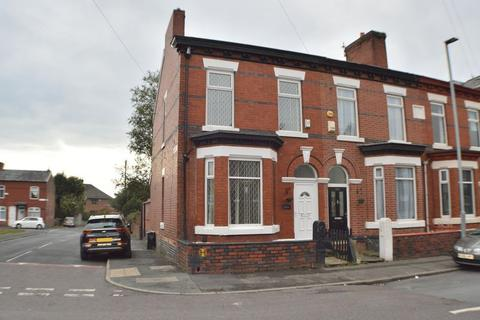 2 bedroom end of terrace house to rent - Abbey Hey Lane, Manchester