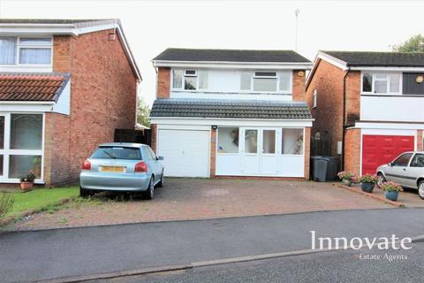 3 bedroom detached house for sale - Woodend, Birmingham