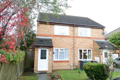2 bedroom semi-detached house to rent - Dale Close, Dunstable LU5
