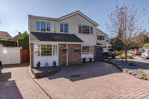 4 bedroom detached house for sale - Hazel Tree Close, Radyr, Cardiff