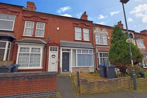2 bedroom terraced house to rent - Selsey Road, Edgbaston, B16 8JT- 2 Bed Mid Terrace