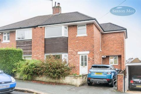 4 bedroom semi-detached house for sale - Spring House Road, Crookes, Sheffield, S10