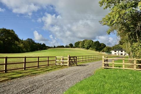 4 bedroom detached house for sale - FABULOUS DETACHED FAMILY HOME IN APPROXIMATELY 3 ACRES