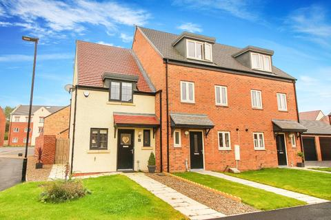 2 bedroom terraced house for sale - Trevelyan Close, Earsdon View, Newcastle Upon Tyne