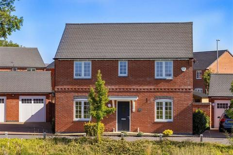 4 bedroom detached house for sale - Mill Hill Wood Way, Ibstock, LE67