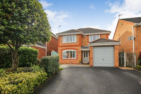 4 bedroom detached house for sale - Forest Walk, Buckley, CH7