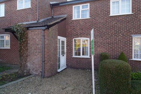 2 bedroom townhouse to rent - Burton Close, Oadby, Leics LE2 4SQ