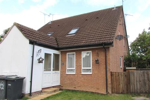 1 bedroom end of terrace house to rent - Shingle Close, Luton