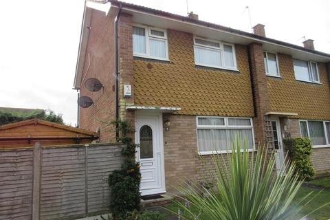 3 bedroom end of terrace house for sale - Hilary Close, Herne Bay
