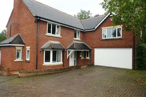 5 bedroom detached house to rent - Elms Garden, Littleover, Derby