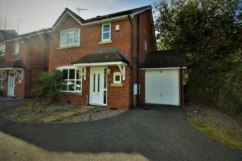 3 bedroom detached house for sale - Spring Gardens, Wrexham