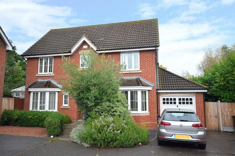 4 bedroom detached house for sale - Abbotsmead, Heybridge, Maldon, Essex, CM9