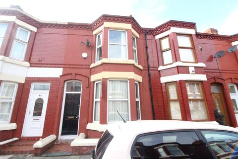 3 bedroom terraced house to rent - Silverdale Avenue, Liverpool, Merseyside, L13