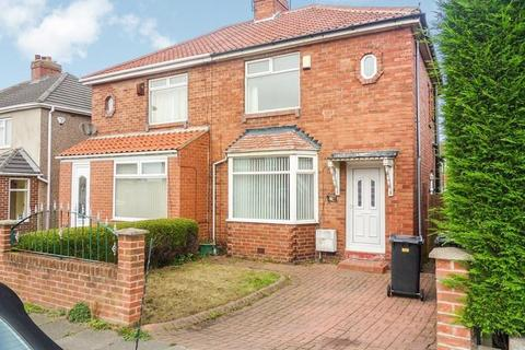 2 bedroom semi-detached house for sale - St. Cuthberts Road, Holystone, Newcastle upon Tyne, Tyne and Wear, NE27 0DD