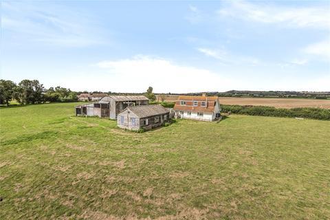 3 bedroom detached bungalow for sale - Ward Lane, Chedzoy, Bridgwater, Somerset, TA7