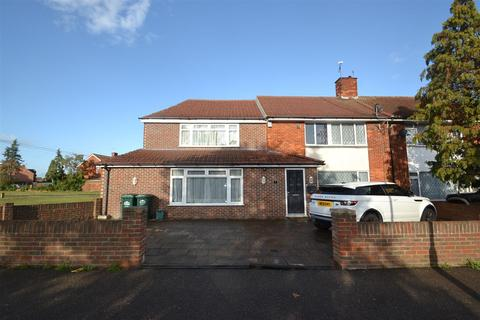 4 bedroom semi-detached house for sale - St Annes Avenue, Stanwell