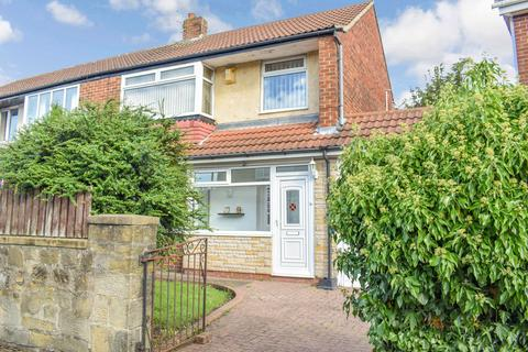 3 bedroom semi-detached house for sale - East Forest Hall Road, Forest Hall, Newcastle upon Tyne, Tyne and Wear, NE12 9AU