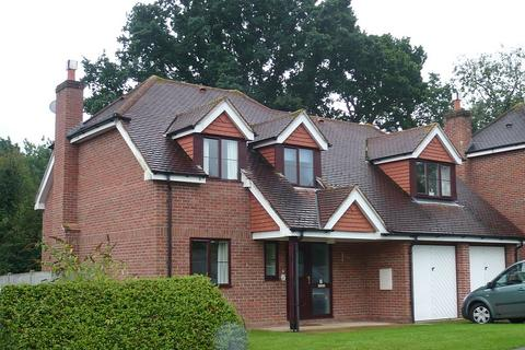 4 bedroom detached house to rent - Knights Lea, Gore End Road, Ball Hill, Newbury, RG20