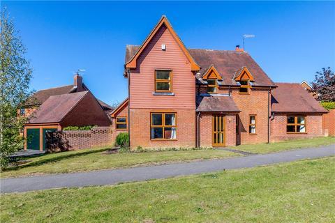4 bedroom detached house for sale - Golding Avenue, Marlborough, Wiltshire, SN8