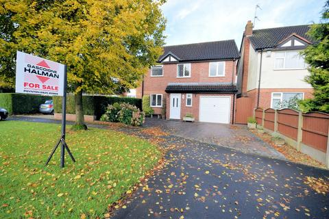 4 bedroom detached house for sale - Barnaby Road, Poynton