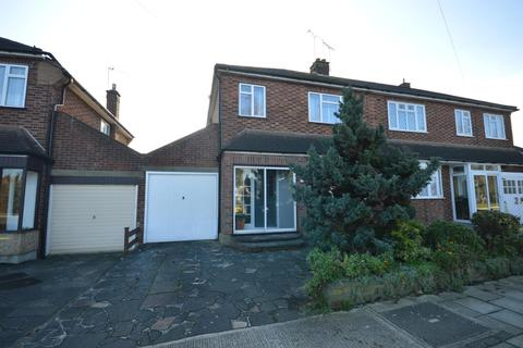 3 bedroom semi-detached house for sale - Millbrook Gardens, Gidea Park, Romford, RM2