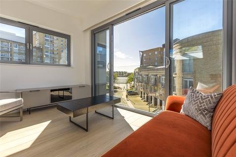 2 bedroom penthouse to rent - 145, Three Colt Street, E148AP