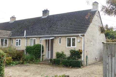 1 bedroom semi-detached bungalow to rent - The Street, Charlton, Malmesbury SN16