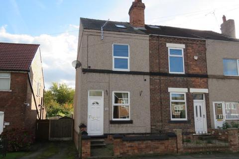 3 bedroom semi-detached house to rent - Sheffield Road, Killamarsh, Sheffield, S21 1DY