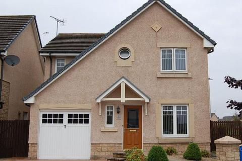 4 bedroom detached house to rent - Castlefields Crescent, Kintore, AB51