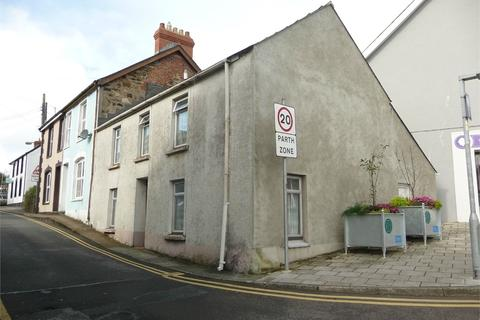 2 bedroom end of terrace house for sale - 2 Ropewalk, Fishguard, Pembrokeshire