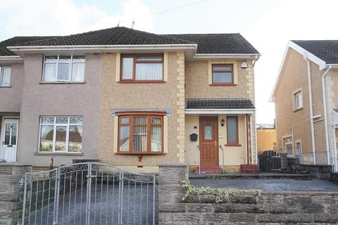 3 bedroom semi-detached house for sale - Pugsley Gardens, Bryncethin, Bridgend, Bridgend County. CF32 9DX