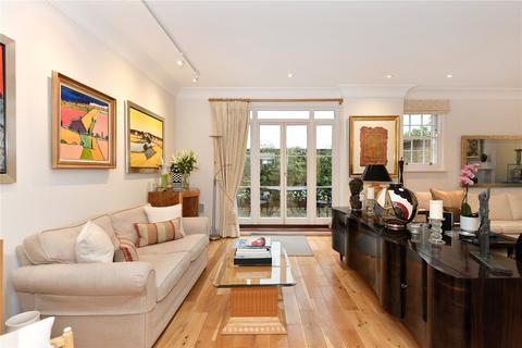 4 bedroom mews to rent - Montagu Mews West, Marylebone, Hyde Park, London