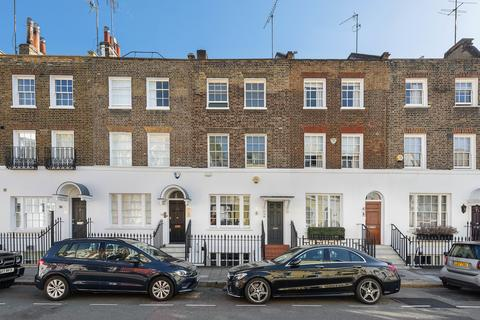 5 bedroom terraced house for sale - Montpelier Place, Knightsbridge, SW7