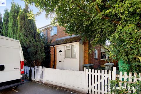 1 bedroom end of terrace house for sale - Kirkham Road, E6 5RY
