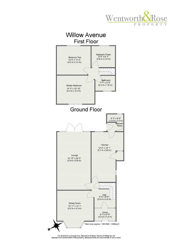 Floorplan 2 of 2: Floorplan 2