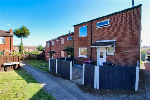 3 bedroom end of terrace house for sale - Upper Rye Close, Whiston, Rotherham, S60 4DD