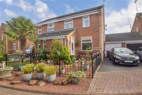 3 bedroom semi-detached house for sale - Beamsley Way, Kingswood, Hull, HU7