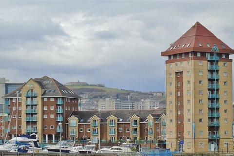 2 bedroom apartment for sale - Pocketts Wharf, Marina, Swansea